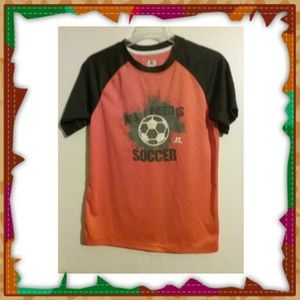Awesome Russell Soccer Top